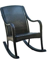 Resin Wicker Rocking Chair Outdoor Wicker Rocking Chairs Rocking Chair Outdoor Interiors