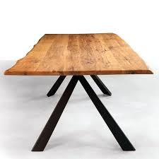 rustic metal and wood dining table wood dining table metal legs rustic metal dining table metal top