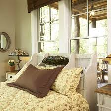 How To Make A Bamboo Headboard by Gracious Guest Bedroom Decorating Ideas Southern Living