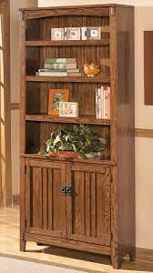 making purchase of the solid wood bookcase with doors u2013 home decor
