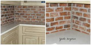 lynda bergman decorative artisan drawing u0026 painting faux bricks