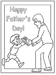 lots free colouring pages card fronts dad birthday happy
