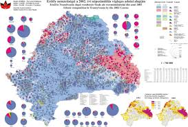 Ethnic Map Of Europe by Analysis Romania Degrades Its Own Inhabitants To Second Rang Citizens
