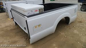 Ford F250 Truck Bed - 2016 ford f250 pickup truck bed item da6752 sold june 2