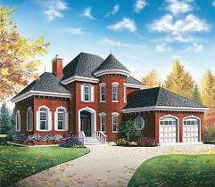 turret house plans distinctive turret with options 21458dr architectural designs