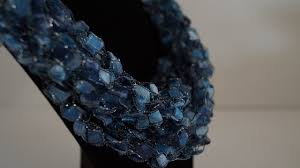 what is ladder yarn ladder yarn scarves and necklaces by