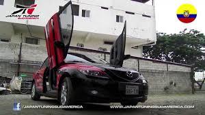 mazda argentina oficial mazda 3 2012 instalacion lambo doors en toda sudamerica facebook