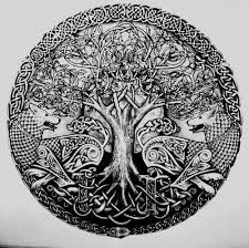 nordic tree of life tattoos pictures to pin on pinterest tattooskid