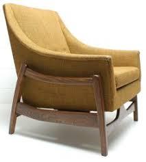 midcentury modern paoli rocker rocking chair by protostar on etsy
