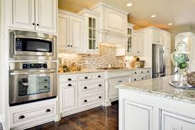 Classic White Kitchen Design Dark Wood Kitchen Cabinet And Island - Classic kitchen cabinet