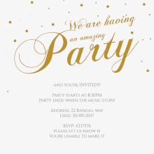 fancy invitations free printable party invitation templates greetings island