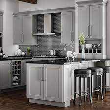 kitchen cabinets with countertops kitchens at the home depot