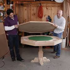 how to build a poker table woodworking plans reviewed how to build a poker table step by