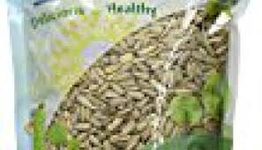 organic unshelled sunflower seed 5 bags pre measured for a 10