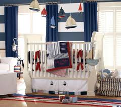 Nautical Themed Bedding Unique Nautical Nursery Bedding Set For The Baby Sailor