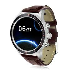 smart watches android y3 android 5 1 3g smart phone brown