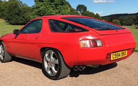 Country Classic Cars - 1986 porsche 928 s2 country classic cars
