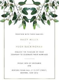 order wedding invitations online online wedding invitation 7899 and garden estate invitations