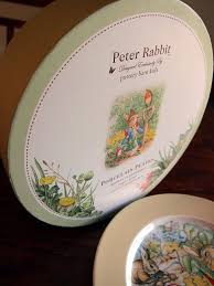 Peter Rabbit Pottery Barn Gorgeous Easter Plates From Pottery Barn Kids Go Grow Go