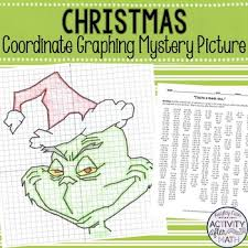 math coordinate plane graphing ordered pairs mystery picture