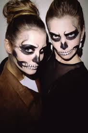 men halloween makeup