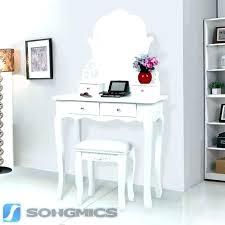coiffeuse chambre meuble coiffeuse fille meuble coiffeuse pour chambre acheter une