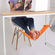 aliexpress com buy 1 pc portable hammock mini office foot rest