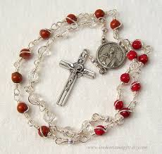 Chaplet Of The Holy Face Strengthen Your Brethren How To Pray The Chaplet For St Kateri