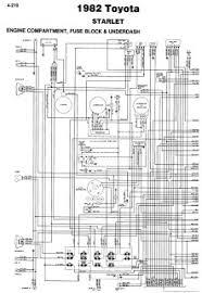 toyota starlet wiring diagram efcaviation