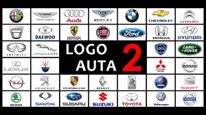 car logos quiz logo auta 2 loga samochodów logo cars youtube