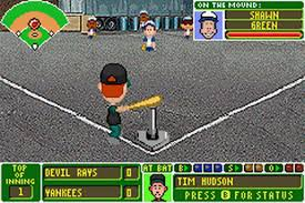 Backyard Basketball Online by Play Backyard Baseball Nintendo Game Boy Advance Online Play