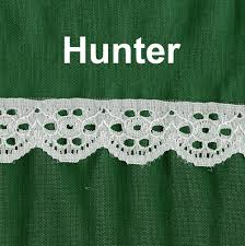 Hunter Green Window Curtains by Stacey Solid Color Tailored Tiers Kitchen Window Curtains Window