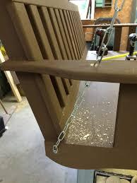 diy hanging bed porch swing wilker do u0027s