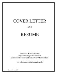 how to write a resume and a cover letter in order to apply for a