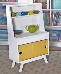modern kitchen hutch ana white retro wood toy pretend play kitchen dish hutch diy