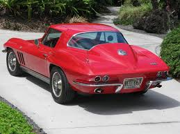 66 corvette stingray 1966 corvette stingray coupe matching numbers exquisite used