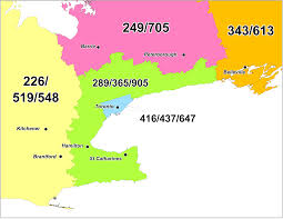 Central Ohio Zip Code Map by Cna Canadian Area Code Maps