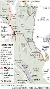 Seattle Sounder Train Map by Sergeant Is In Seattle To Run Rock U0027n U0027 Roll Marathon To Remember