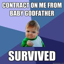 Gangster Baby Meme - baby godfather know your meme