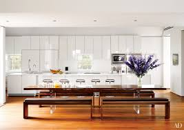 Painted Backsplash Ideas Kitchen Kitchen Cabinets Brown Cabinets White Countertops Beach Drawer