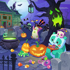 animal jam halloween background the daily explorer your guide to everything animal jam