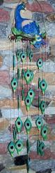 Peacock Decorations For Home 32 Best Windchimes And Suncatchers Images On Pinterest Wind
