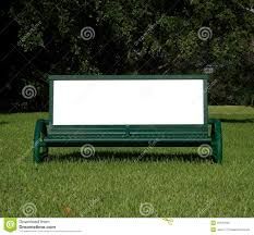 ad bench stock photos image 15331593