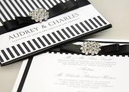black and white striped wedding invitations 82 best black and white wedding images on wedding