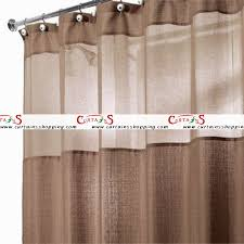 Weighted Shower Curtain Liner Heavy Shower Curtain Weighted Shower Curtain Rod
