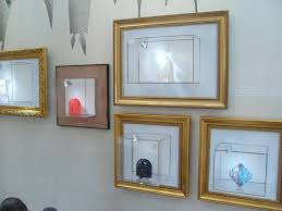 ingrid siliakus christmas decorations solo exhibition at