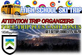 high school senior trip packages high school ski and snowboard trip to killington