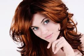 red highlights in black long hair red brown hair natural wallpaper
