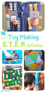 16 toy making stem projects for kids kids craft room