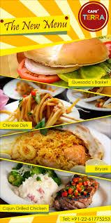 multi cuisine food promotion for a multi cuisine restaurant and bar social